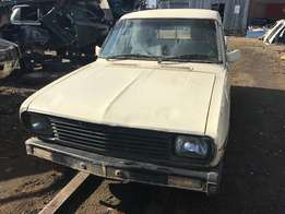 NISSAN 1400 ... stripping for spares ...