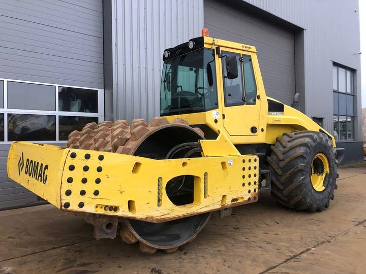 BOMAG BW226PDH-4 - 2015
