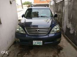 Very clean and well maintained Nigerian used Lexus gx470 for sale