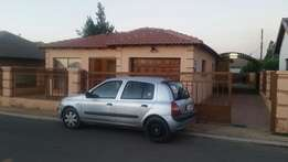 Specious 3 bedrooms house for sale in mmabatho