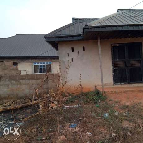 A 5bedroom bungalow,with pop on a 50ft by 100ft for sale Moudi - image 6