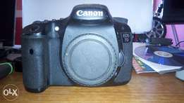 canon 7d UK use