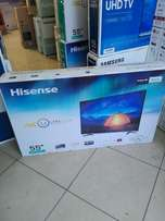 New Hisense 55 inch 4k smart ultra HD tv model 55k3300uw