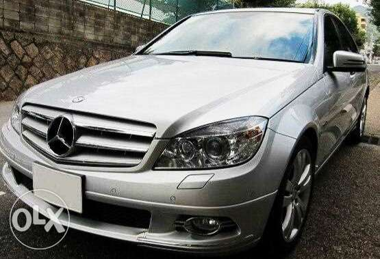 Silver C200 Mercedes Benz 2008 clean City Centre - image 1