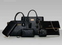 6 in 1 Handbag Set | Pay upon Delivery | FREE Delivery