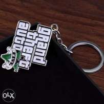 Gta5 game keychain m2