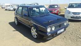 Limited Edition!!! 2009 Vw Golf Mk1 1.4i