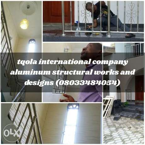 Stainless Steel harm railings Alimosho - image 4