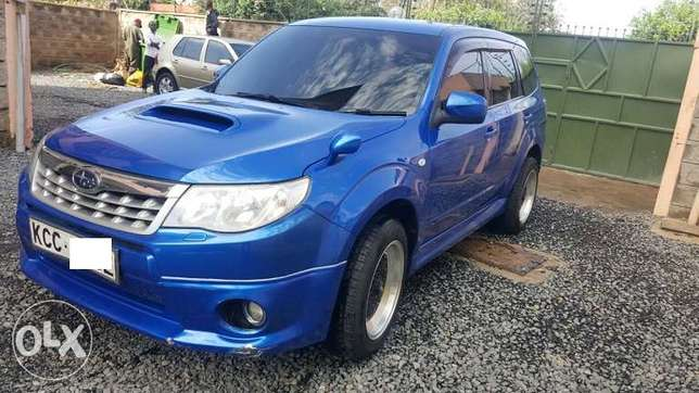 Subaru Forester XT, 2008, KCC, Auto, Turbo, Lots of Extras, Very Clean Nairobi West - image 2