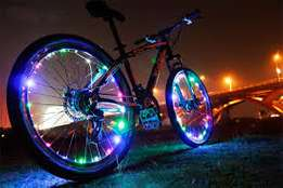 Led Tyre Valve Ideal for Bicycles Motorbikes Cars and scooters.