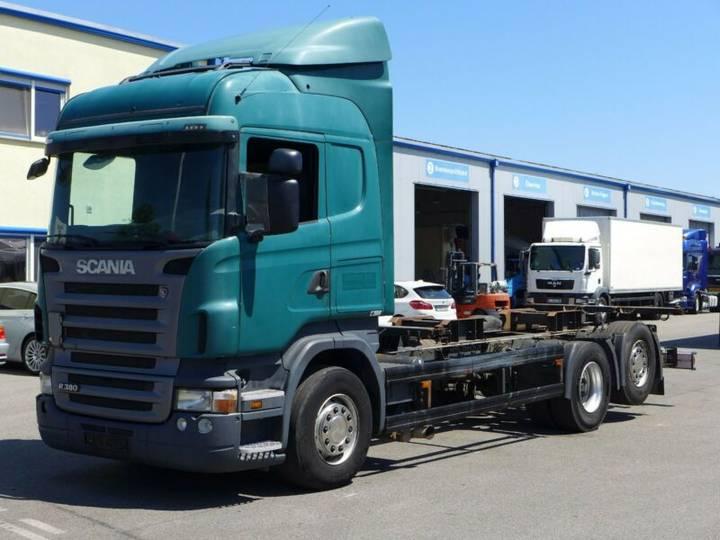 Scania R 380*Euro 5*Retarder*Lift/Lenkachse*Klima* - 2008