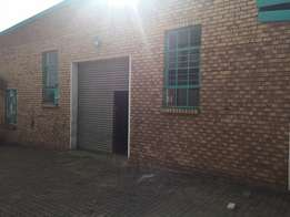 workshop space to rent 172m square