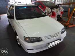 Nissan Sentra 1.6si 16v Trincam For Sale