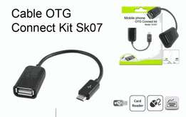 OTG connection kit