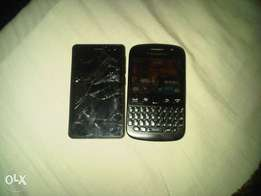 Two phones for sale cheep