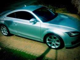 Audi TT 2.0 FSI coupe for sale!!