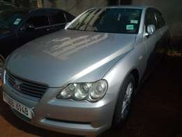 Toyota markx model in excellent condition