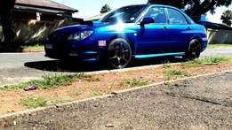 2006 Subaru Sti Fully Forged For Sale