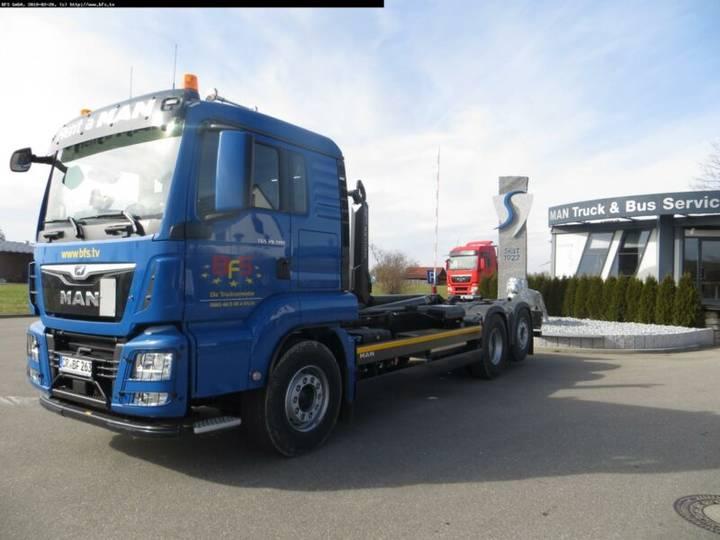 MAN TGS 26.500 6x2-4 BL Meiller RS21.70 - 2017