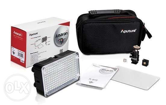Aputure Amaran H198C On-Camera LED Light زلقا -  5