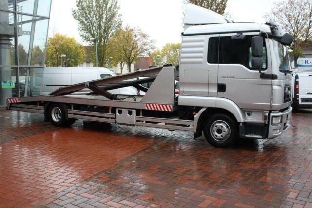 MAN TGL 8.250 Doppelstock + Anhanger - 2012