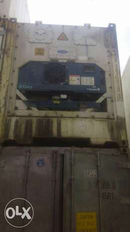 40 and 20 feet cold frige containers Mombasa Island - image 2