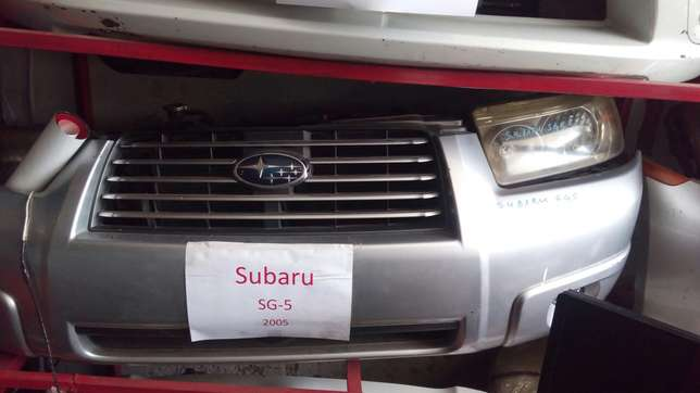 Subaru forester sg9 nosecut Industrial Area - image 1