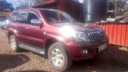 Toyota prado diesel very clean in super clean