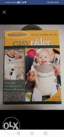 Baby carrier. Like new