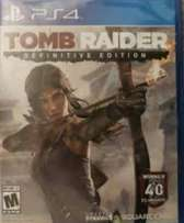 Tomb raider for ps4