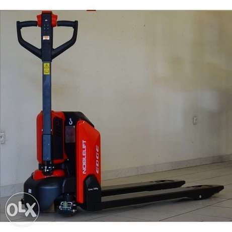 Electric Battery Pallet Jack for Sale in Oman