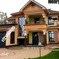 Double Storey 4 br with DSQ in ruiru house for Sale