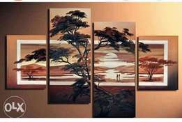 Paintings for 6000