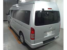 Very clean toyota hiace 9L