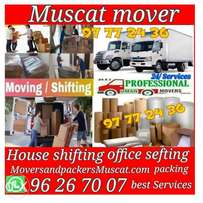 Muscat movers and packers Muscat