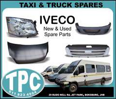 IVECO - Grills,Body Panels,Radiators,Lamps...New and Used Spare Parts