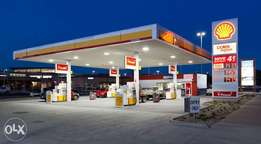 Fuctional :fuel station on 3plots in rumuodumaya