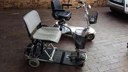 Mobility Scooters and Quad Bikes for sale.