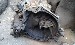 gearbox for peugeot 307 1.6 petrol manual for sale
