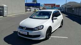 2011 Vw Golf 6 1.6Tdi Blue motion