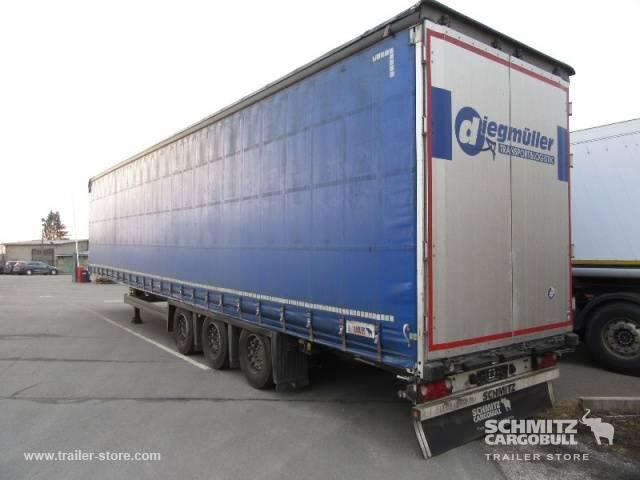 Schmitz Cargobull Curtainsider Mega - 2016 - image 2