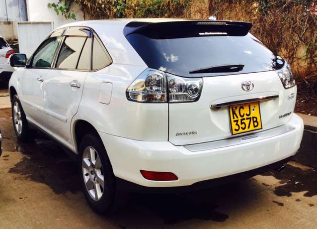 toyota harrier 2010 just arrived 2,650,000/= ONLY KCJ LOADED Highridge - image 1
