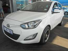 2013 Hyundai i20 1.4 Fluid For R114000.