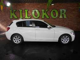 2011 BMW 1 SERIES 116i (F20) 5-DOOR - R 198,990