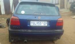 For sale golf 3