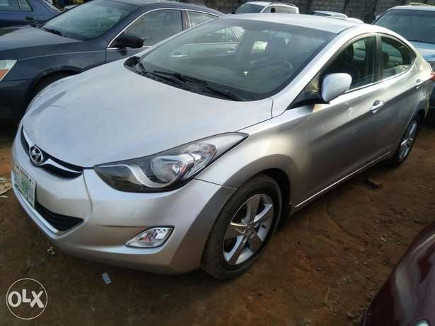 Fairly Used 2013 Hyundai Elantra For N2.5M Amuwo Odofin - image 2