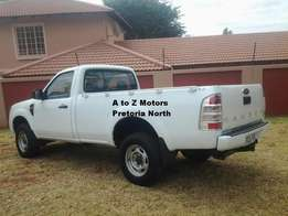 2011 Ford Ranger 2.5 TD HI-Trail XL P/U S/C with 128251 km's