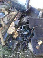 Used spares