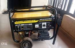 6.5 horse power generator for sale.