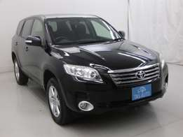 Toyota Vanguard 2010 Black Fully Loaded |HID|Alloy|Fog| KCL 4wd!!!